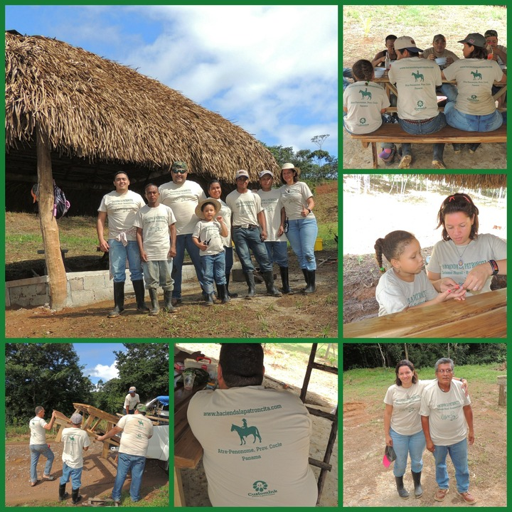 Ecoadventures In Panama T-Shirt Photo