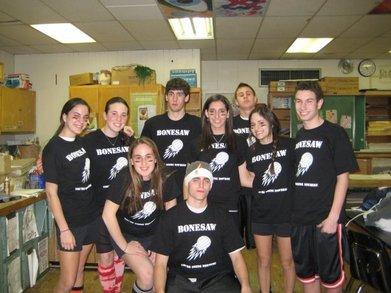 Bonesaw T-Shirt Photo