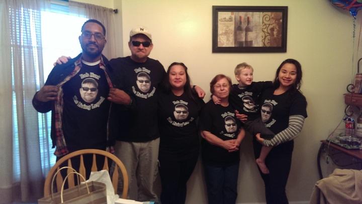 Uncle Bob 50th T-Shirt Photo