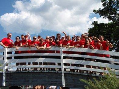 Crew 22   Ottawa Dragon Boat Festival T-Shirt Photo