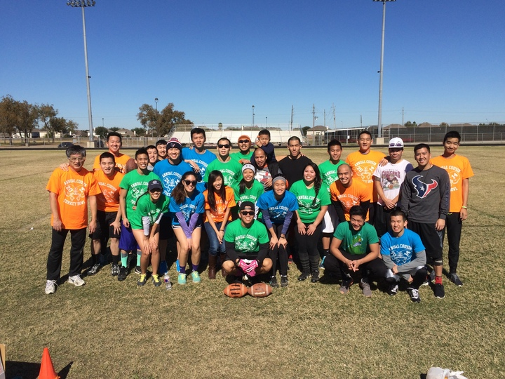 Annual Cousin Turkey Bowl T-Shirt Photo