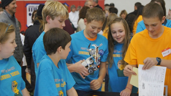 First Lego League  T-Shirt Photo