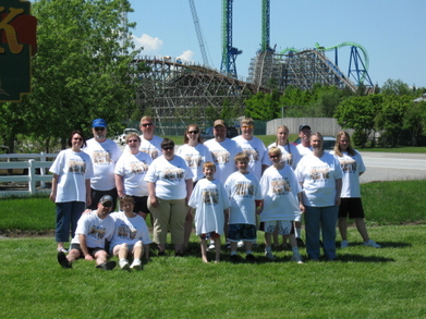 The Silverwood Gang 2008 T-Shirt Photo