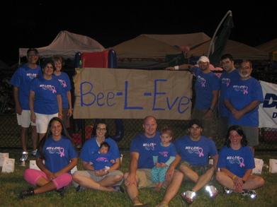 Team Bee L Eve In Easton, Pa T-Shirt Photo