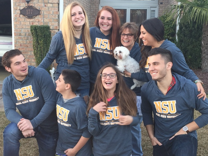 Nana State University   Thanksgiving T-Shirt Photo