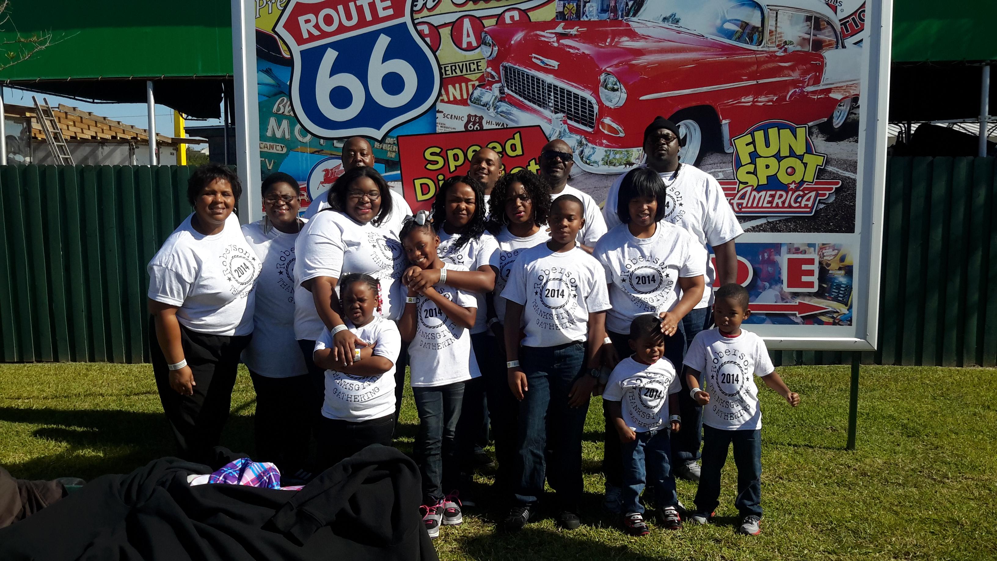 Design t shirt family gathering - Roberson Family Gathering T Shirt Photo