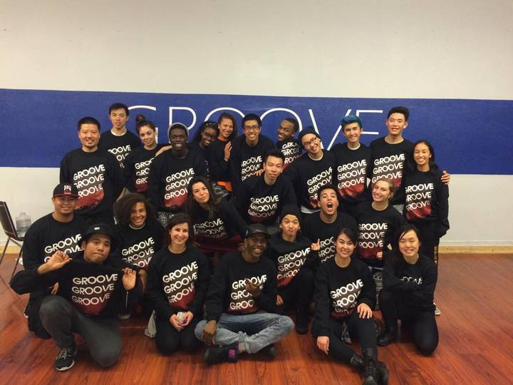 Groove 2014 2015 T-Shirt Photo