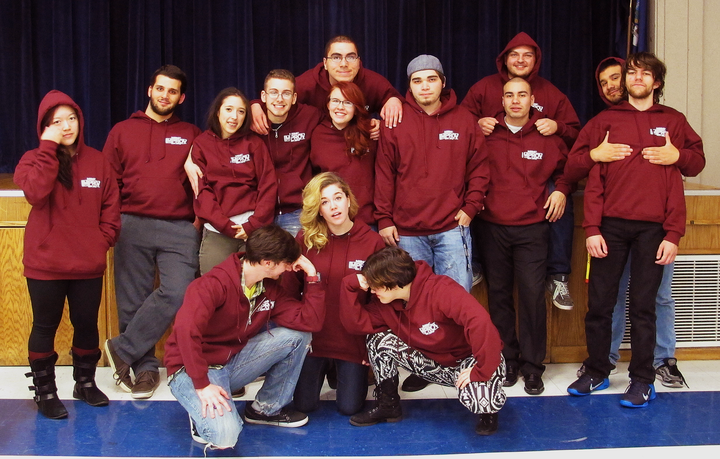 Msmc Improv Club T-Shirt Photo