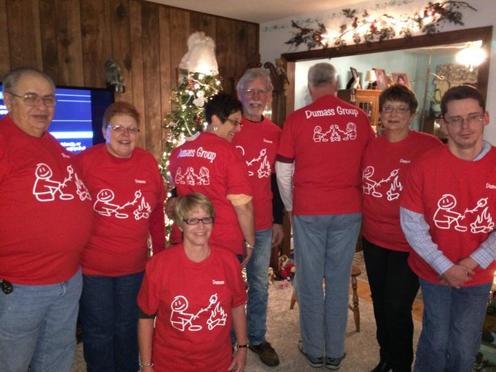 Dumas Group T-Shirt Photo