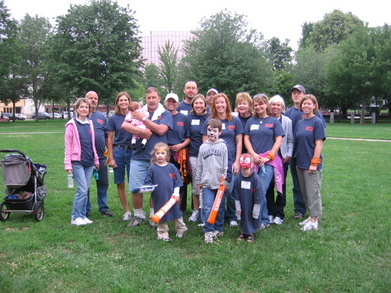 Cora's Team T-Shirt Photo