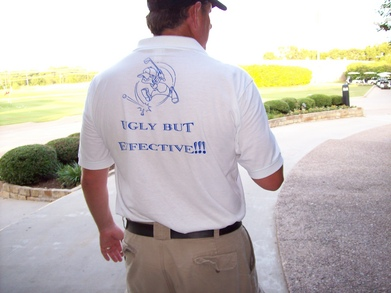 Highrollers Golf 2008 T-Shirt Photo