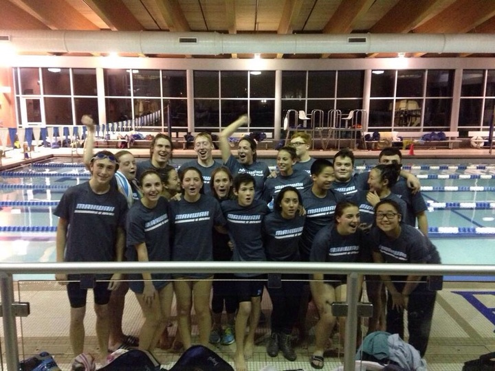 Mahwah Swim Team T-Shirt Photo