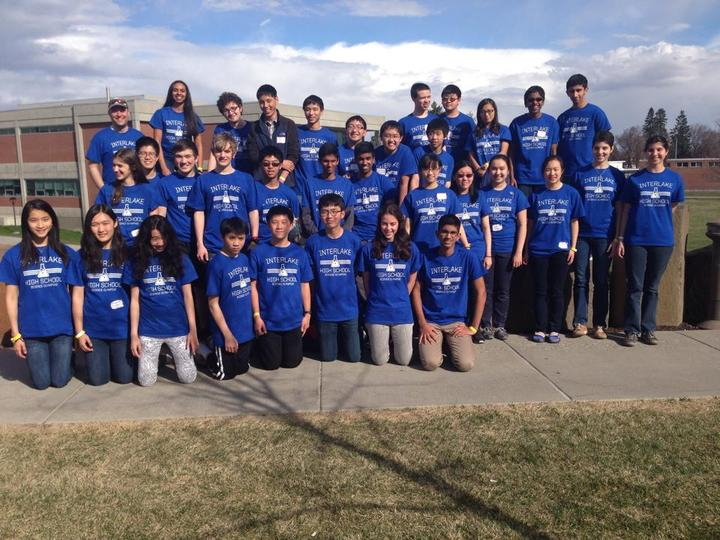 Interlake Science Olympiad T-Shirt Photo