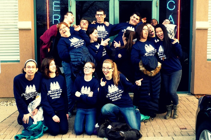 Epic Winter Life Retreat! T-Shirt Photo
