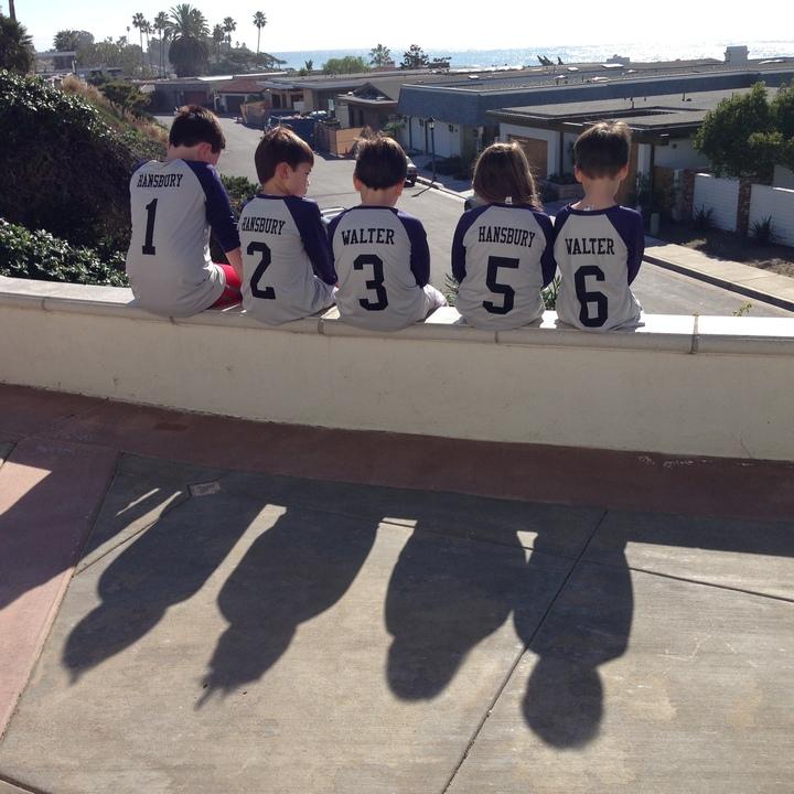 San Clemente Kids T-Shirt Photo