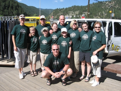 Jacobsen Family Reunion T-Shirt Photo