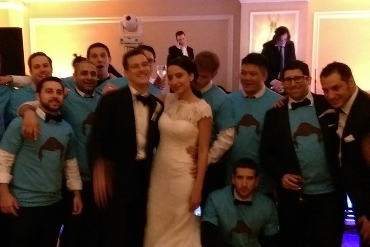 Wedding Party Groom T Shirts T-Shirt Photo