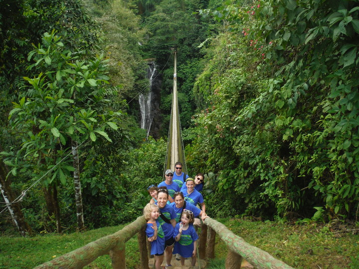 Costa Rica Family Trip 2015 T-Shirt Photo