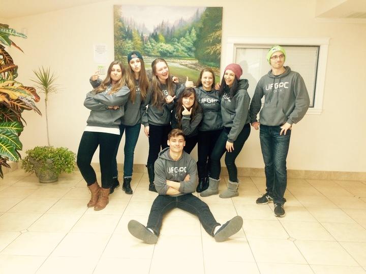 Ufgpc Squad T-Shirt Photo