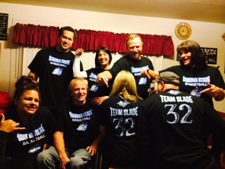Team Slade  T-Shirt Photo