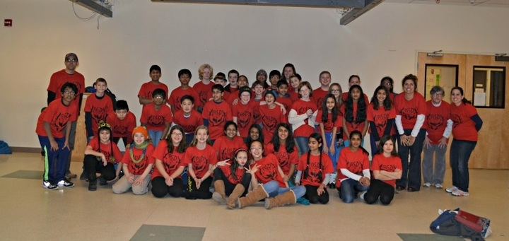 6th Grades At Academy For Science And Design, Nashua Nh T-Shirt Photo