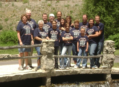 Colorado Family Vacation T-Shirt Photo