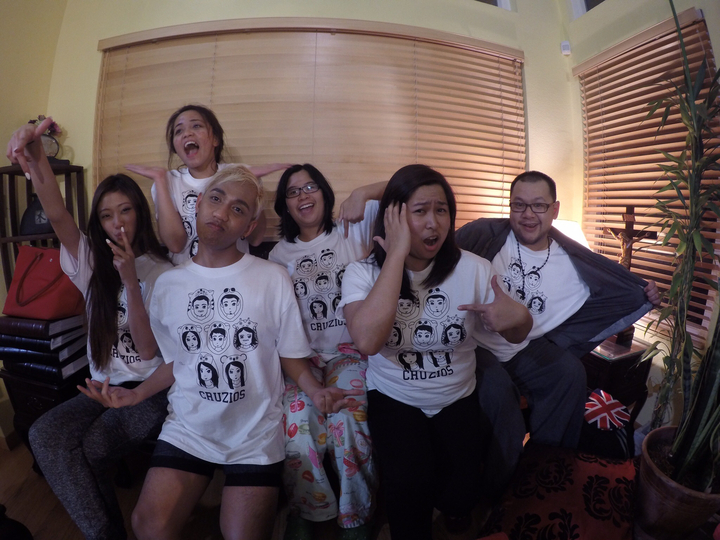 Cruzios T-Shirt Photo