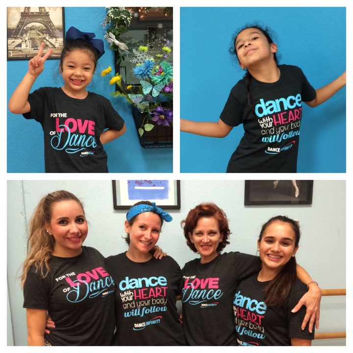 Dance With Your Heart! T-Shirt Photo
