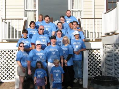 Sage Benda Wedding Team T-Shirt Photo