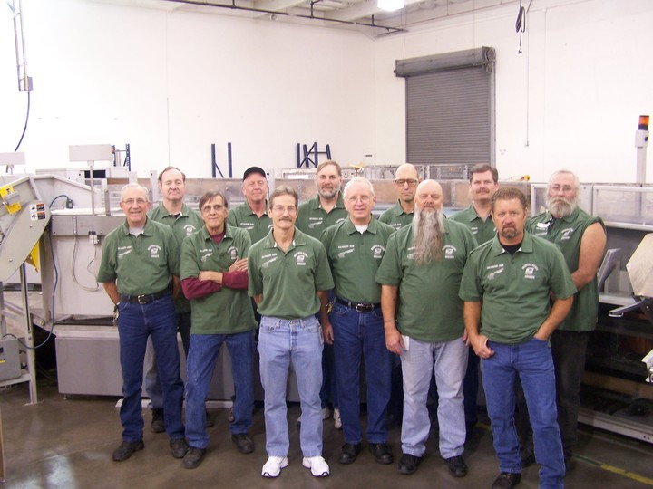 Medford, Or Spbs Maintenance Team T-Shirt Photo