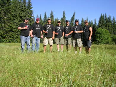 Crow Creek Reunion 2008 T-Shirt Photo
