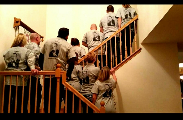 Friends Of Kendo (The Fo Ks) Celebrating Life T-Shirt Photo