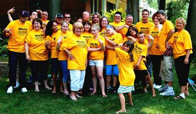Blair Family Reunion T-Shirt Photo