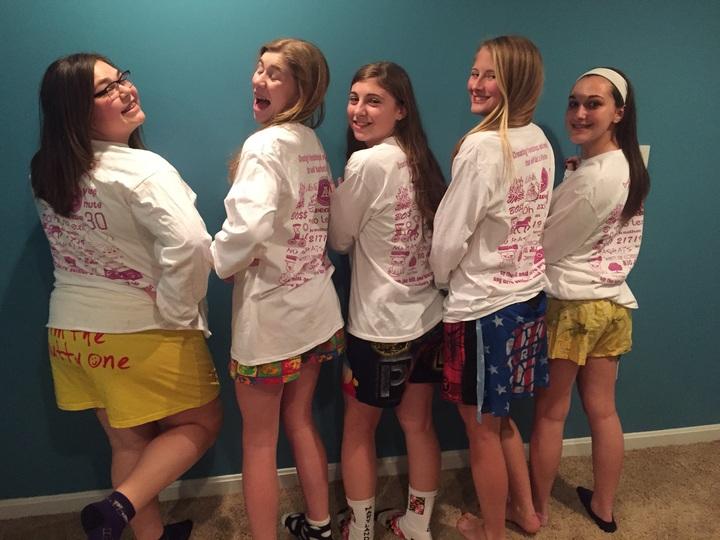 Camp Reunion Shirts!! T-Shirt Photo