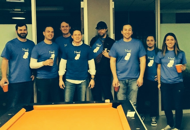 Team Neal Kitty!  T-Shirt Photo