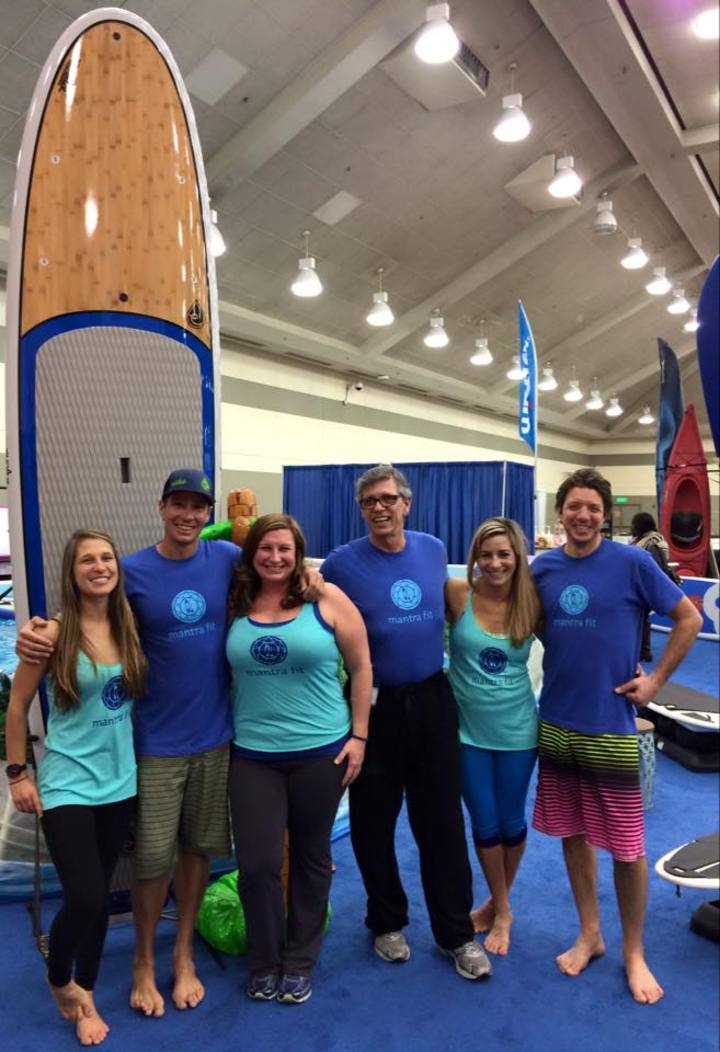 Mantra Fit's Sup/Surfset Experience Team T-Shirt Photo