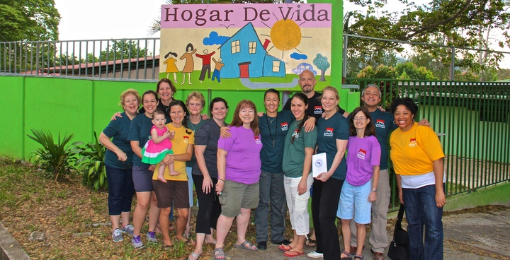 Serving In Costa Rica At Hogar De Vida! T-Shirt Photo