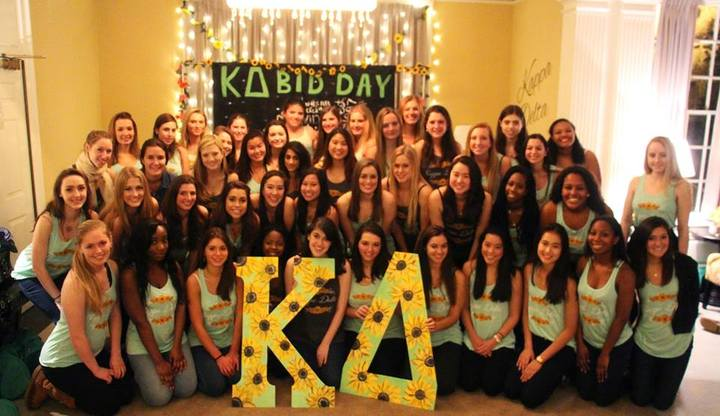 Kd Brown Bid Day T-Shirt Photo