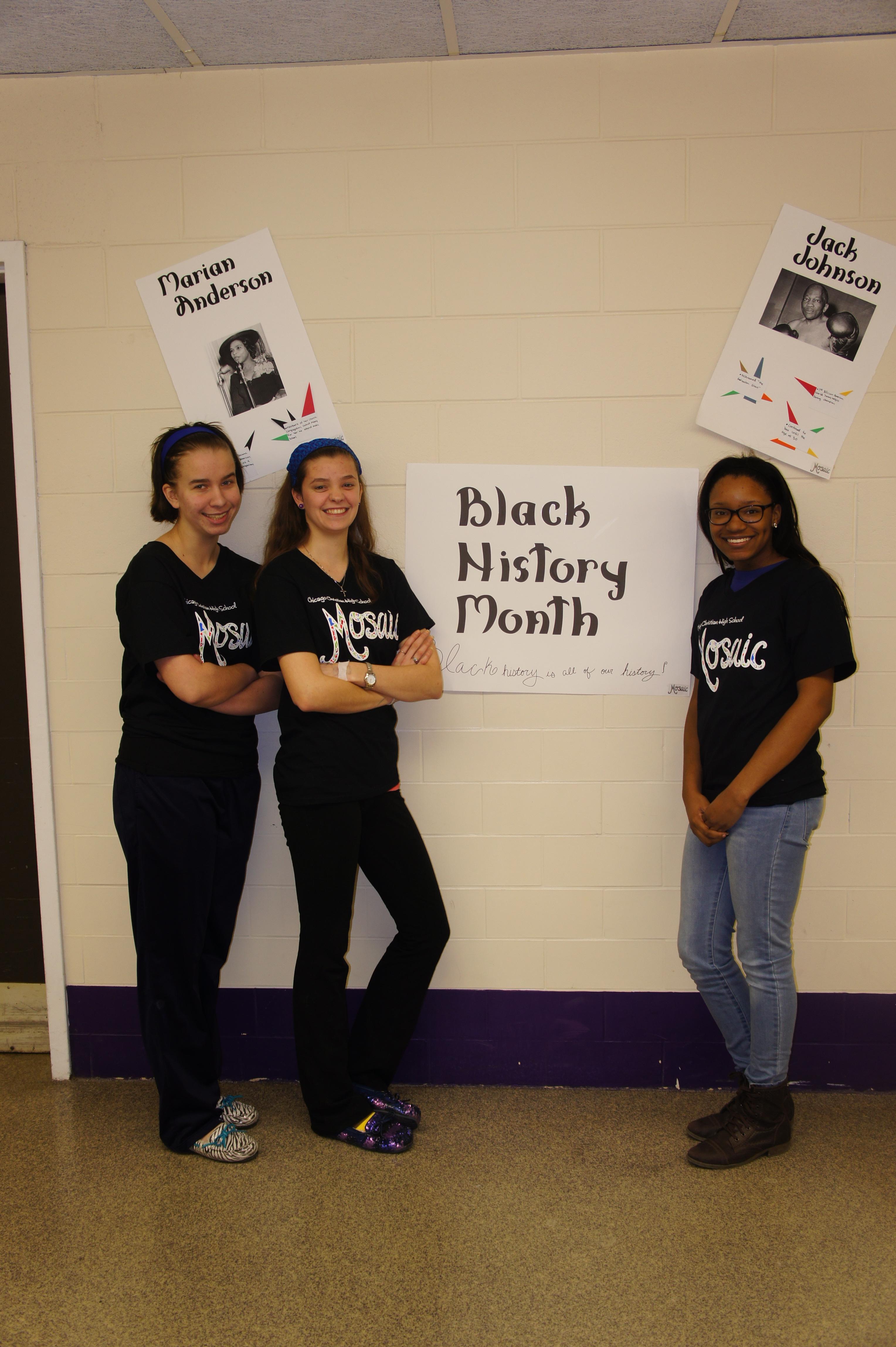 Shirt design history - Mosaic Diversity Club Pride During Black History Month T Shirt Photo