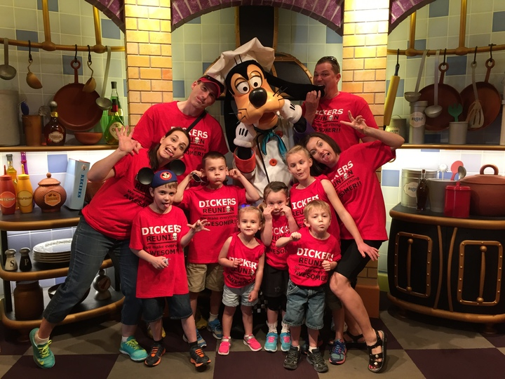 The Dickers Goof Off With Goofy T-Shirt Photo