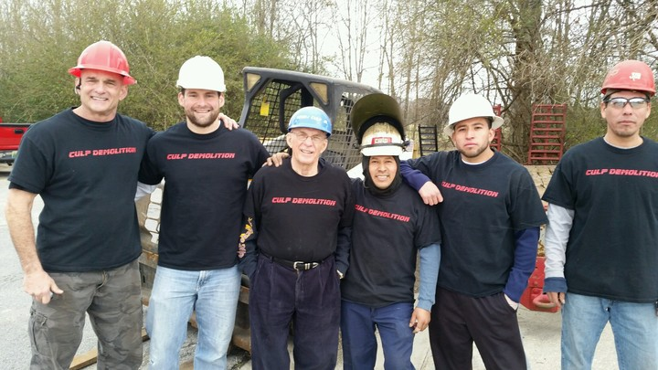 Culp Demo Crew T-Shirt Photo