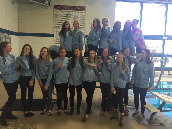 Shhs Girls State Team 2015 T-Shirt Photo