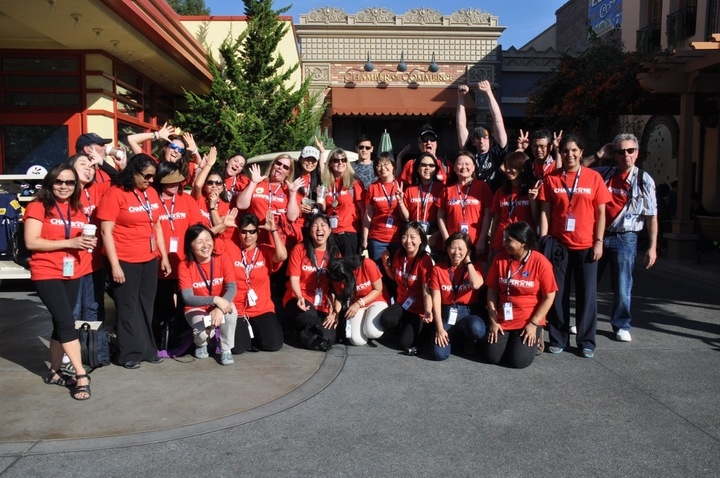 2015 Rms Disneyland Chaperones T-Shirt Photo