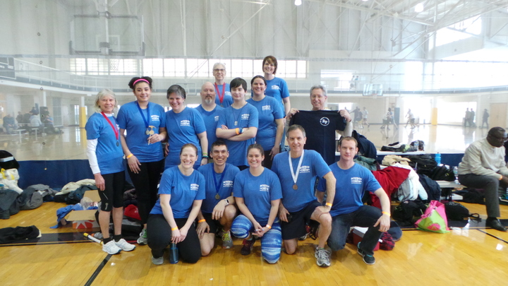 Rowbot Fitness Racing @ Atlanta Erg Sprints 2015 T-Shirt Photo