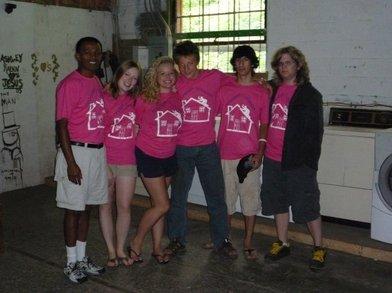 Rooferan Lutherans T-Shirt Photo