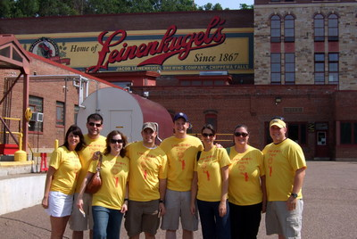 Leinie Brewery Tourery T-Shirt Photo