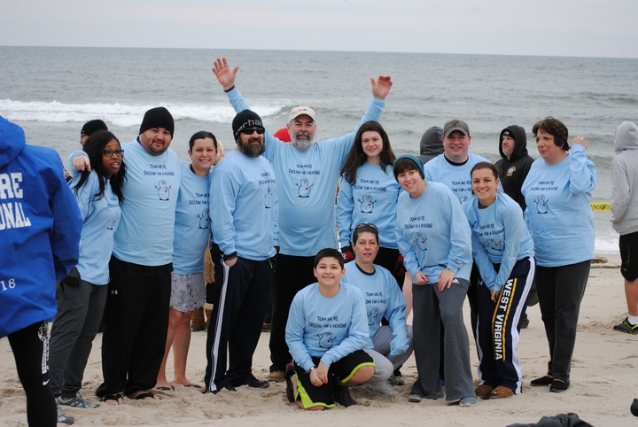 2015 Polar Bear Plunge   Team Ihc Rs T-Shirt Photo