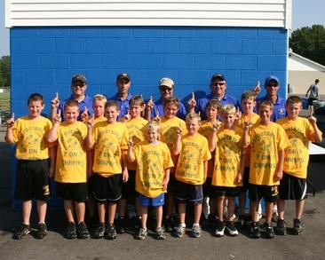 St. Albert Vikings Winners T-Shirt Photo