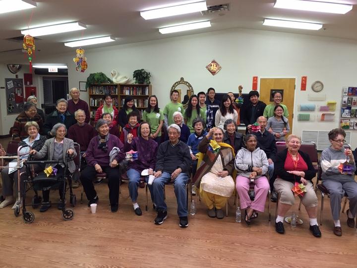 Senior Center: Plano Community Home T-Shirt Photo