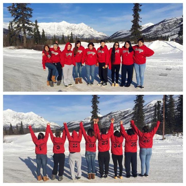 Custom Ink In The Alaska Wild!  T-Shirt Photo